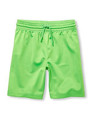 The Children's Place Boys Drawstring Waist Dazzle Shorts