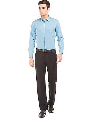 Arrow Newyork French Placket Skinny Fit Shirt
