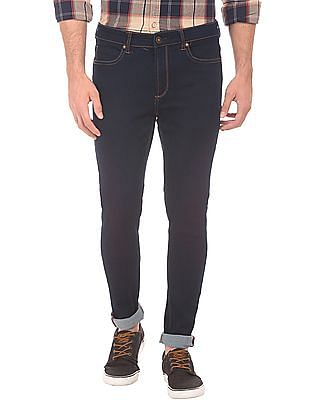 Cherokee Rinsed Slim Fit Jeans