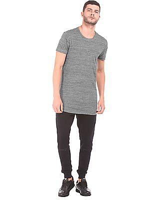 Ed Hardy Heathered Regular Fit T-Shirt