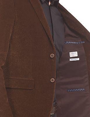 Arrow Slim Fit Corduroy Blazer