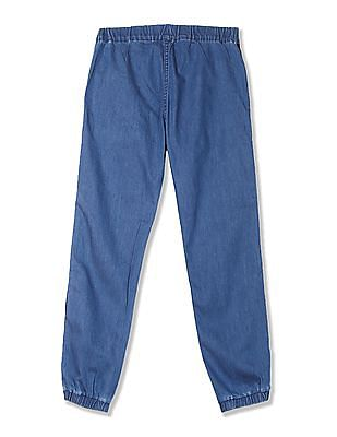 Cherokee Girls Slim Fit Jogger Jeans