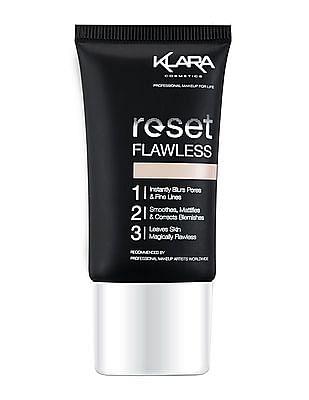 Klara Cosmetics Reset Flawless