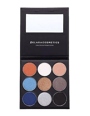 Klara Cosmetics Limited Edition Palette - Burning Man