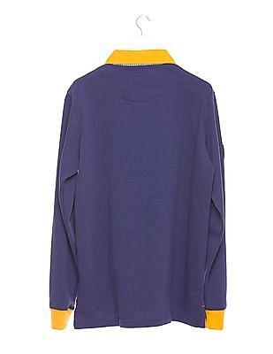 U.S. Polo Assn. Kids Boys Regular Fit Polo Shirt