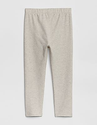 GAP Toddler Girl Knee-Graphic Leggings In Stretch Jersey