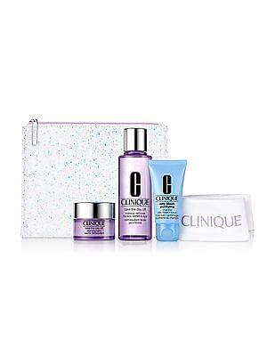 CLINIQUE Cleansing Set By Clinique