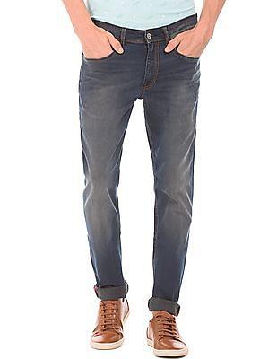 Izod Washed Slim Fit Jeans