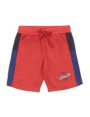 Cherokee Boys Mesh Panel Active Shorts