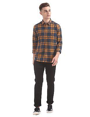 Ed Hardy Slim Fit Check Shirt