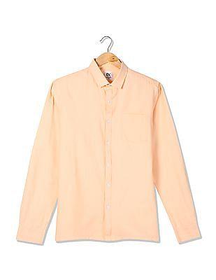 Excalibur Long Sleeve Cutaway Collar Shirt - Pack Of 2