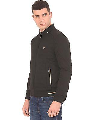 Arrow Sports High Neck Reversible Jacket