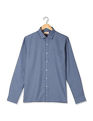 Excalibur Solid Long Sleeve Shirt