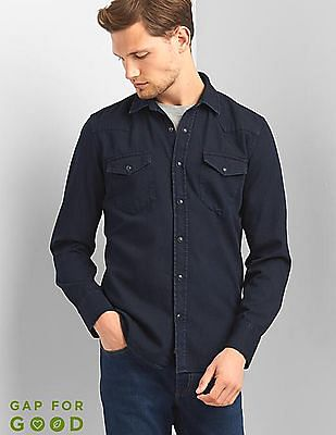 GAP Western Denim Shirt