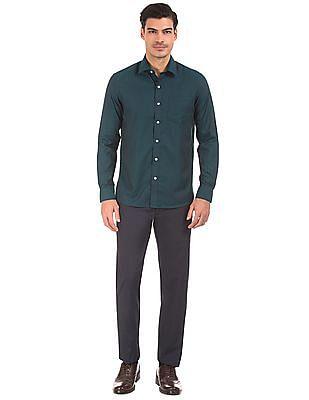Arrow Two Tone Jacquard Shirt