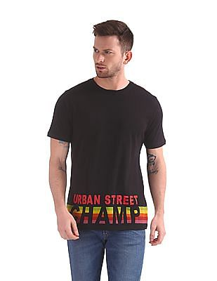 Colt Slim Fit Printed T-Shirt