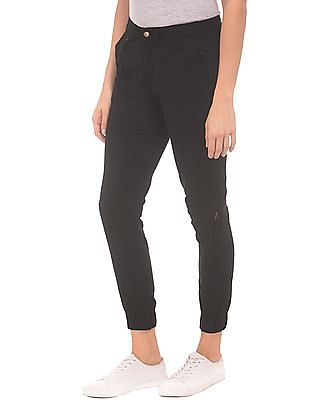 SUGR Solid Cropped Joggers