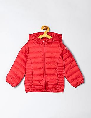 3cb0bd7c0 Buy Toddler Girl Toddler Girl Solid Puffer Jacket online at NNNOW.com