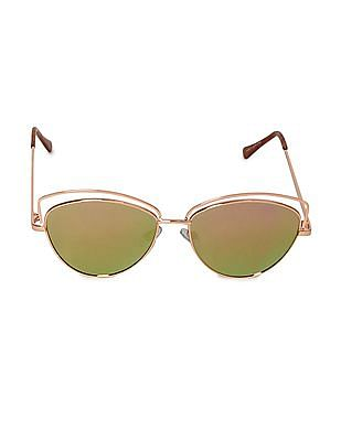 Aeropostale Tinted Double Frame Sunglasses