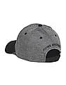 Flying Machine Embroidered Panelled Cap
