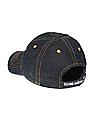 Flying Machine Dark Wash Denim Cap