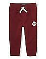 The Children's Place Baby Boy Solid Fleece Joggers