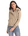 Aeropostale Hooded Padded Jacket