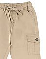 Cherokee Boys Elasticated Waist Cargos