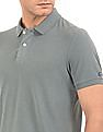 Arrow Sports Solid Regular Fit Polo Shirt