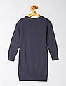 GAP BabyGap + Peanuts&® Intarsia Graphic Sweater Dress