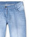 Cherokee Girls Slim Fit Stone Wash Jeans
