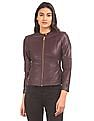 Arrow Woman Quilted Panelled Jacket