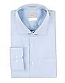 Arvind Regular Fit Dobby Shirt