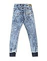 Flying Machine Drop Crotch Jogger Jeans