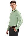 Excalibur Classic Fit Solid Shirt