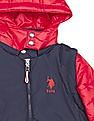 U.S. Polo Assn. Kids Boys Regular Fit Padded Jacket