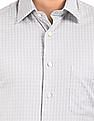 Arrow French Placket Check Shirt