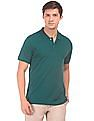 Roots by Ruggers Regular Fit Pique Polo Shirt