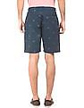 U.S. Polo Assn. Slim Fit Printed Shorts