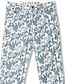 U.S. Polo Assn. Kids Boys Camo Printed Trousers