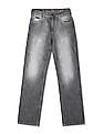Flying Machine Justin Comfort Fit Washed Jeans