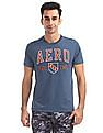 Aeropostale Regular Fit Embroidered T-Shirt