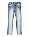 Flying Machine Jackson Skinny Fit Mid Waist Jeans